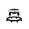 Eco Friendly Round Foldable Baby Walker For Small Spaces