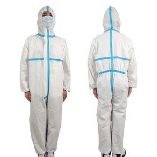 Disposable Medical Grade Protective Clothing for Coronavirus