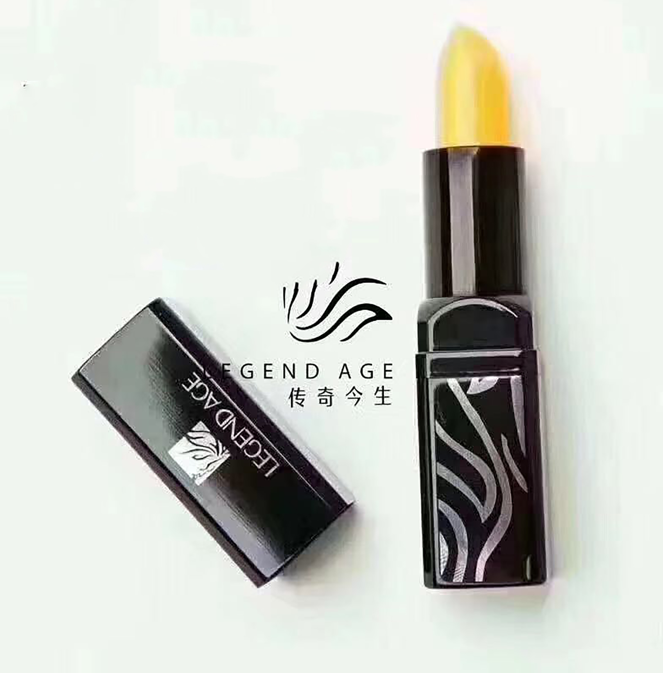 Edible Golden Moisturizing Lipstick for Dry Lips