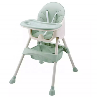 Portable Multifunction Food Chair Plastic Dining Chair For Baby