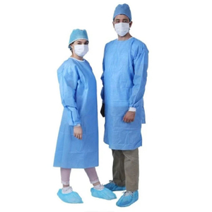 Disposable Non-woven Hospital Uniform