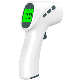 Precision Infrared Thermometer With Laser For Humans Body