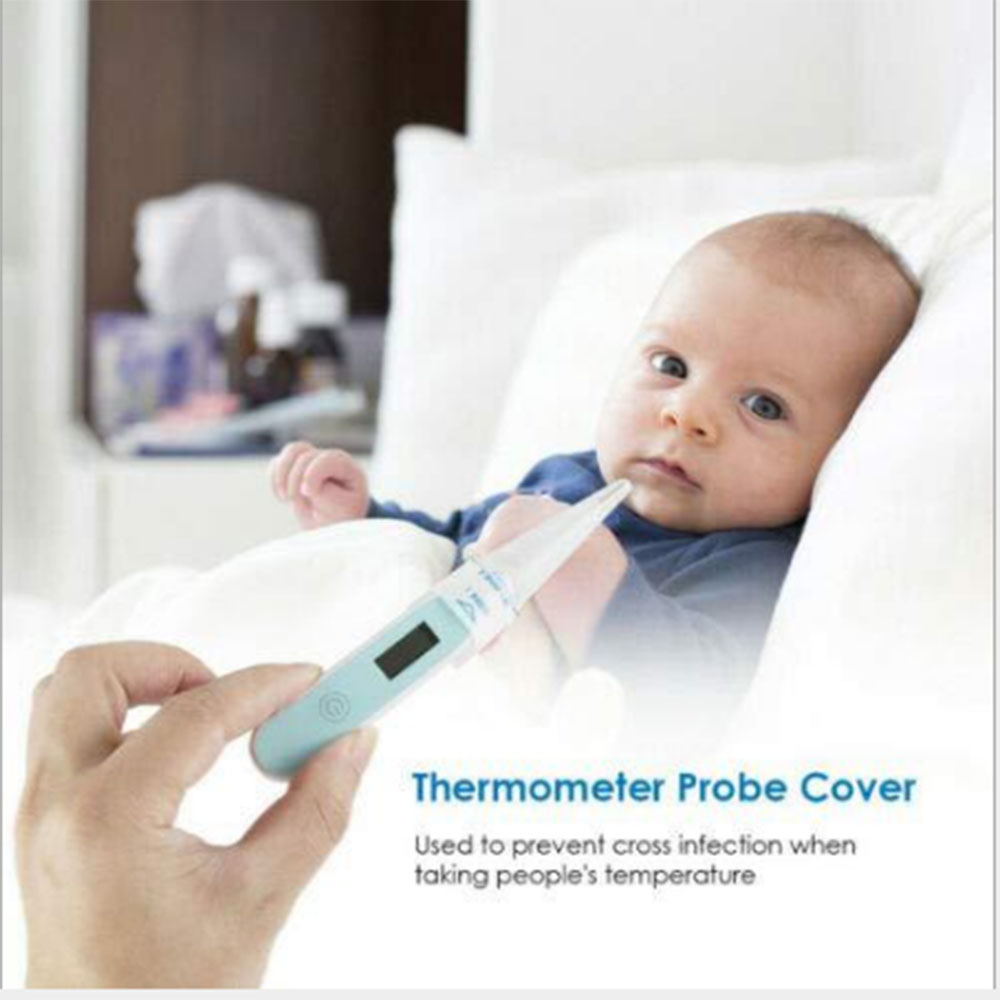 Disposable Digital Thermometer In Mouth With Probe
